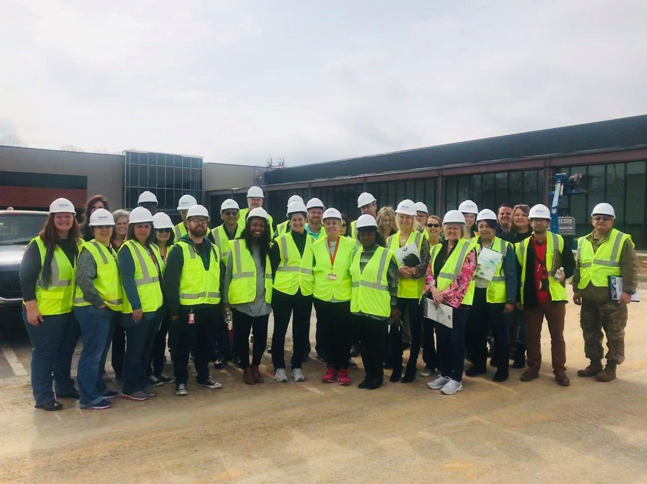 Career, Technical, and Agricultural Education (CTAE) teachers from Dalton Public Schools recently toured the new expansion at Georgia Northwestern Technical College's Whitfield Murray Campus.""