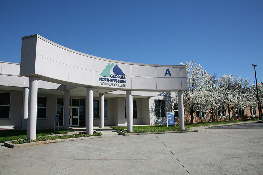 Georgia Northwestern Technical College's Floyd County Campus in Rome.