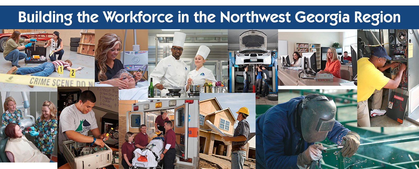 Building the Workforce in the Northwest Georgia Region