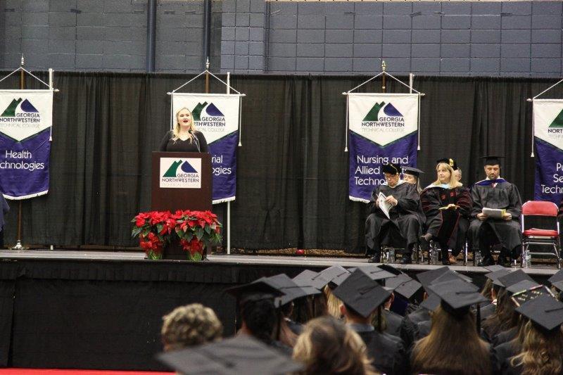 Georgia Northwestern Honors Fall 2018 Graduates Georgia